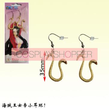 One Piece Cosplay Earrings
