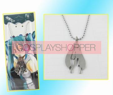 Vocaloid Alloy Anime Necklace
