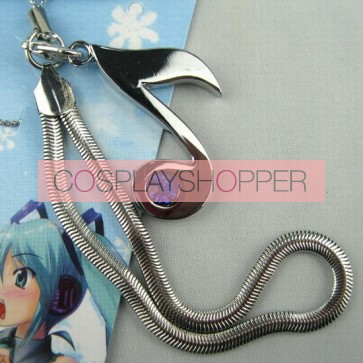 Blue Vocaloid Cosplay Phone Chain