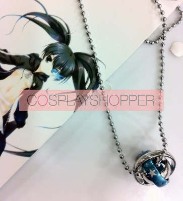 Vocaloid Black Rock Shooter Cosplay Necklace