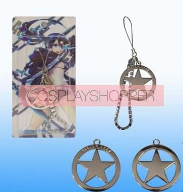 Vocaloid Alloy Anime Phone Chain