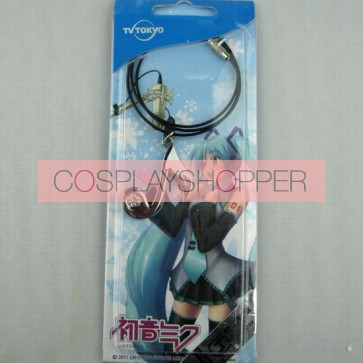 White Vocaloid Cosplay Necklace