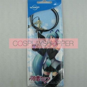 Blue Vocaloid Cosplay Necklace