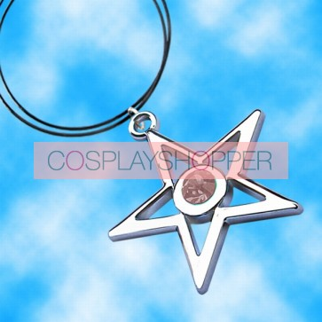 Pink Vocaloid Anime Necklace