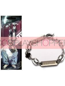 Death Note Alloy Anime Bracelet