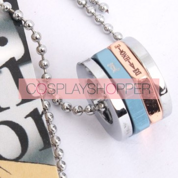 Death Note Cosplay Necklace