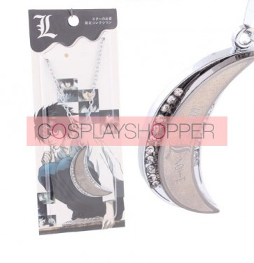 Death Note Cute Cosplay Necklace