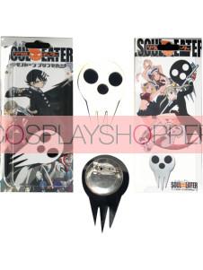 Soul Eater Anime Breastpin