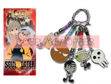Soul Eater Cosplay Phone Chain