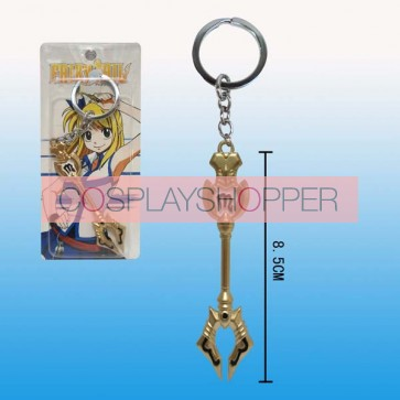 Fairy Tail Alloy Anime Key Chain