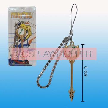 Fairy Tail Alloy Anime Phone Chain