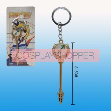 Fairy Tail Alloy Cosplay Key Chain