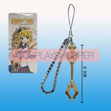 Fairy Tail Alloy Cosplay Phone Chain