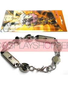 Fairy Tail Alloy Anime Bracelet