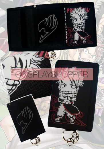 Fairy Tail Cosplay Wallet