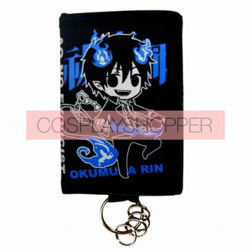 Ao no Exorcist Cosplay Wallet
