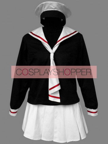 CardCaptor Sakura Sakura Kinomoto Cosplay Autumn Uniform