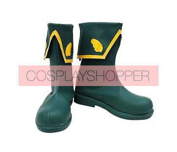 Cardcaptor Sakura Syaoran Li Cosplay Boots