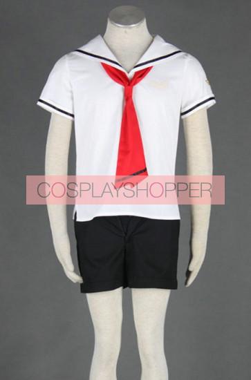 Cardcaptor Sakura Tomoeda Elementary School Boys Summer Uniform