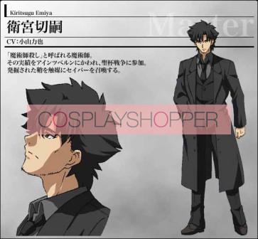 Fate/Zero Kiritsugu Emiya