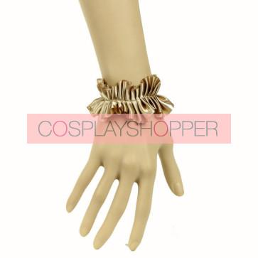 Champagne Concise Office Lady Lolita Wrist Strap