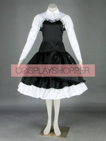 Charming Lady Cotton Gothic Lolita Dress
