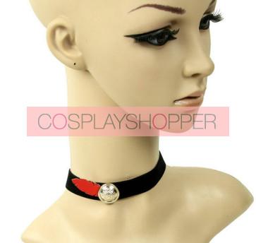 Chic Black Lolita Necklace