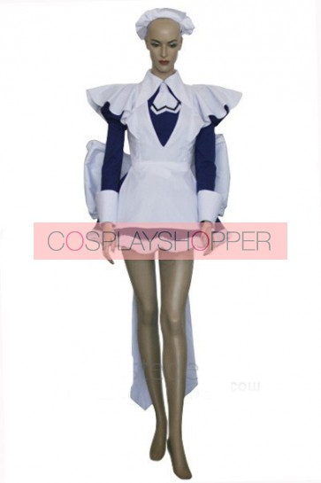 Chobits Yuzuki Cosplay Costume Dress