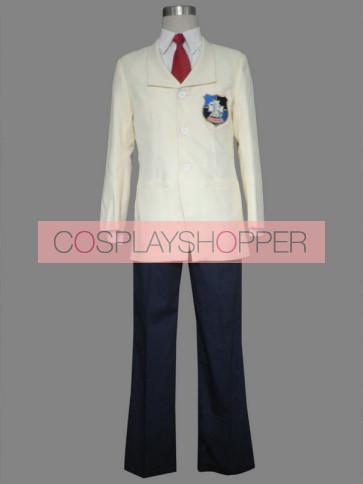 Clannad High School Boys Uniform Cosplay Costume