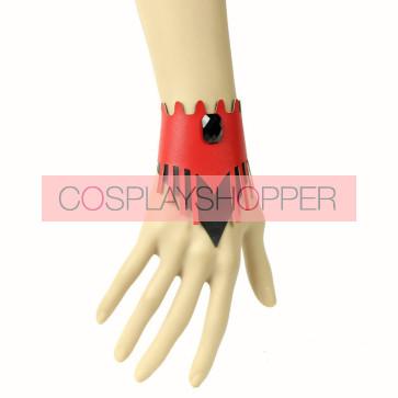 Classic Leather Lady Handmade Lolita Wrist Strap