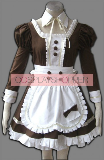 Coffee Whispery Cosplay Maid Costume
