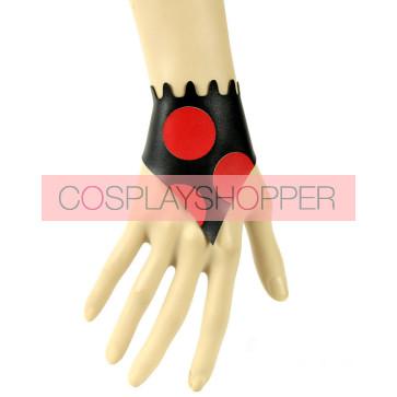 Concise Leather Fashion Lady Handmade Lolita Wrist Strap