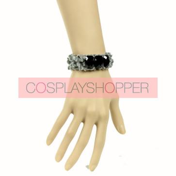 Concise Office Girls Handmade Lolita Wrist Strap