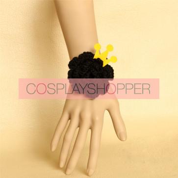 Cute Floral Crown Girls Lolita Wrist Strap