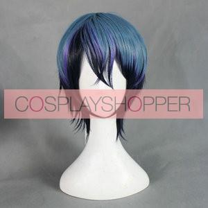 32cm Black Bullet Rentaro Satomi Cosplay Wig