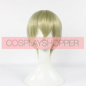 Green 33cm Brynhildr in The Darkness Ryouta Murakami Cosplay Wig