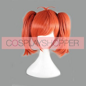 Orange 35cm Riddle Story of Devil Haru Ichinose Cosplay Wig