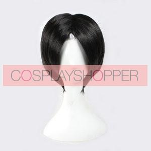 Black 32cm Hoozuki no Reitetsu Hoozuki Cosplay Wig