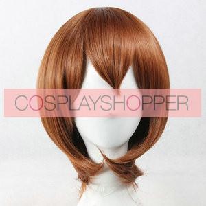 Brown 38cm Pupa Yume Hasegawa Cosplay Wig