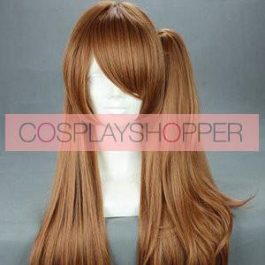 Brown 75cm Love, Chunibyo & Other Delusions Shinka Nibutani Cosplay Wig