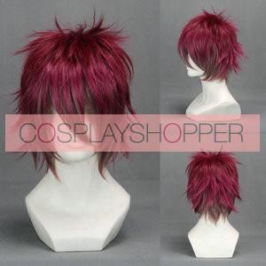 Red 35cm Diabolik Lovers Ayato Sakamaki Cosplay Wig