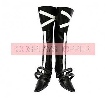 D.Gray-man Lenalee Lee Imitation Leather Cosplay Boots