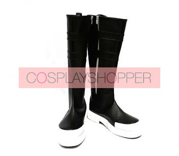 D.Gray Man Faux Leather Cosplay Boots
