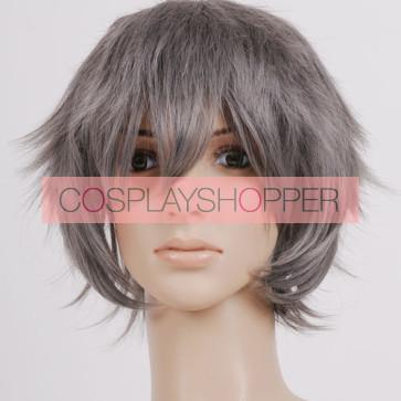 Dark Grey Cosplay Wig