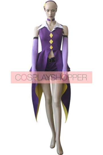 Shugo Chara Dark Jewel Cosplay Costume