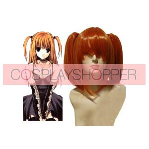 Death Note Amane Misa Cosplay Wig