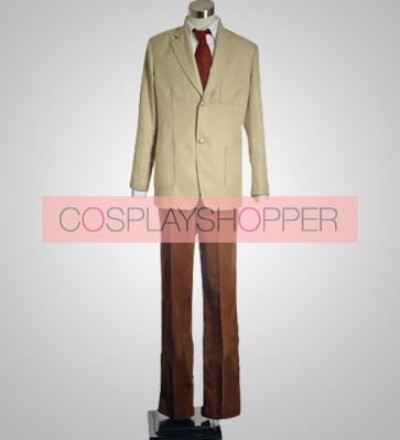 Death Note Light Yagami / Kira Cosplay Costume