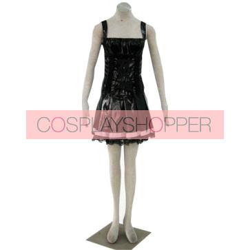 Death Note Misa Amane Black Cosplay Dress