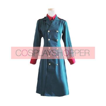 Axis Powers Hetalia Denmark Cosplay Costume