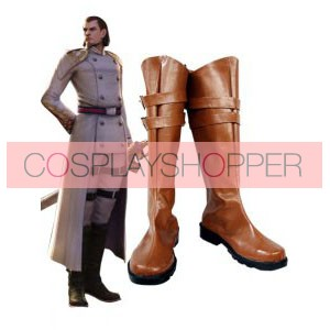 Devil May Cry Credo Cosplay Boots